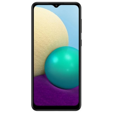 Смартфон Samsung Galaxy A02 SM-A022G/DS 2GB/32GB (черный)